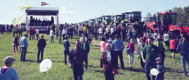 Traktordiena 2014