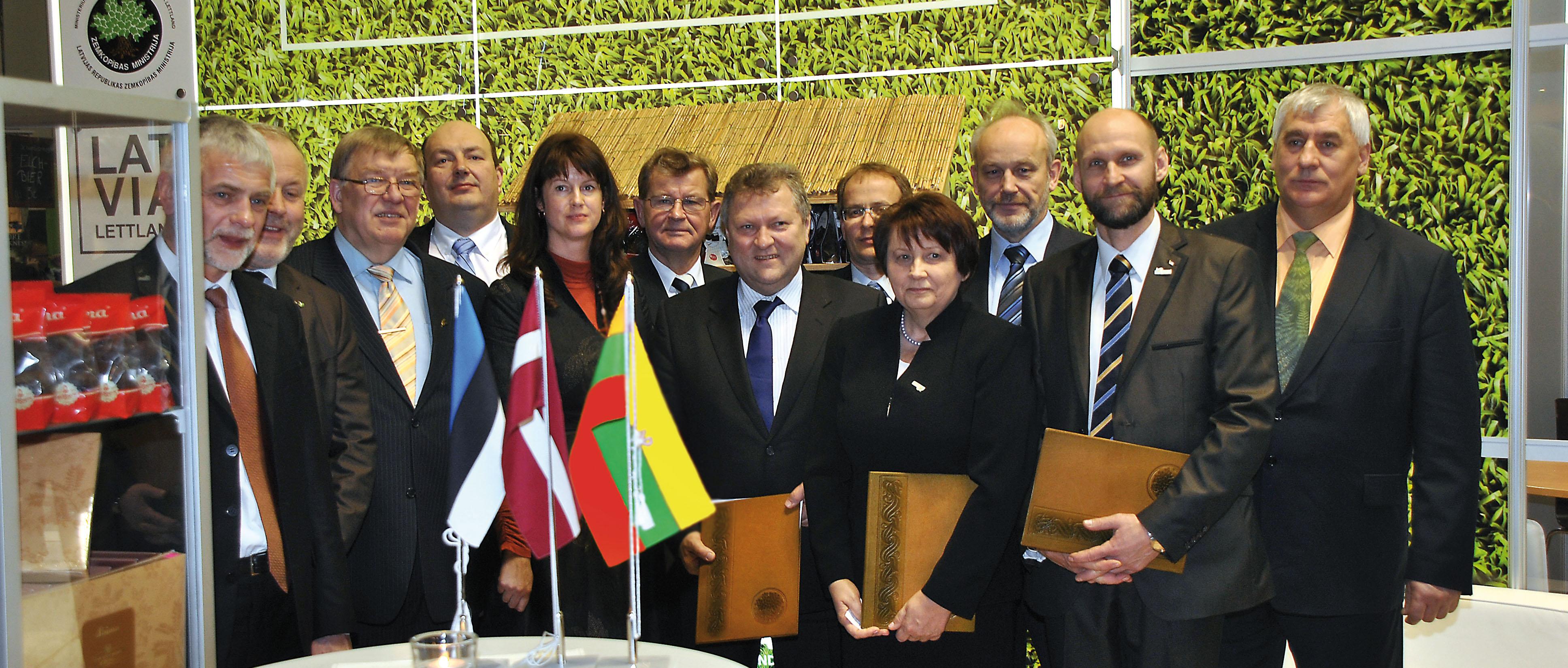 Zaļā nedēļa 2012